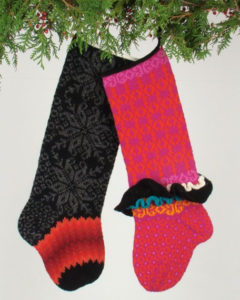 Christmas Stocking Kits, Refills, and Finished Stockings